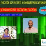 Looking Beyond COVID19: Re-Discovering Education